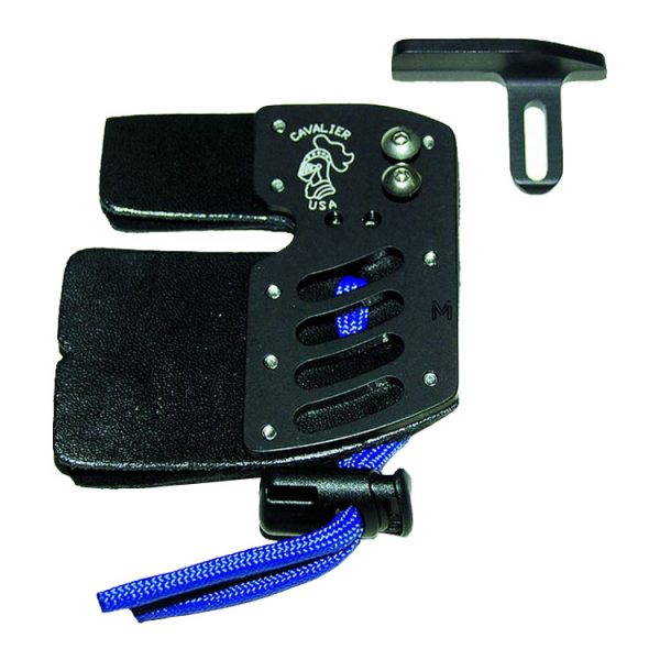 Cavalier Elite Leather Anchor Tab