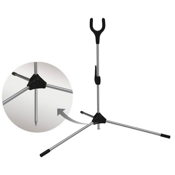 SF Axiom Magnetic Bow Stand - Ground Spike