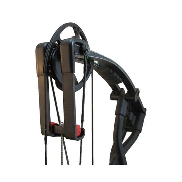 Bowmaster Split Limb Brackets - On Bow