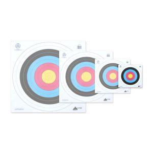 40cm FITA Reinforced Target Face