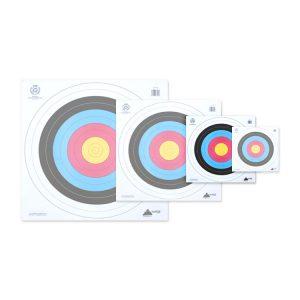 60cm FITA Reinforced Target Face