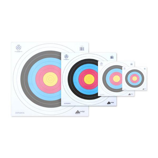 80cm FITA Reinforced Target Face