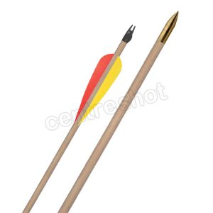 POC Wood Arrows