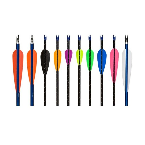 Elite Plastifletch Vanes Colours
