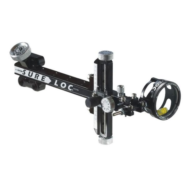 Sure-Loc Challenger Compound Sight (Scope not Included)