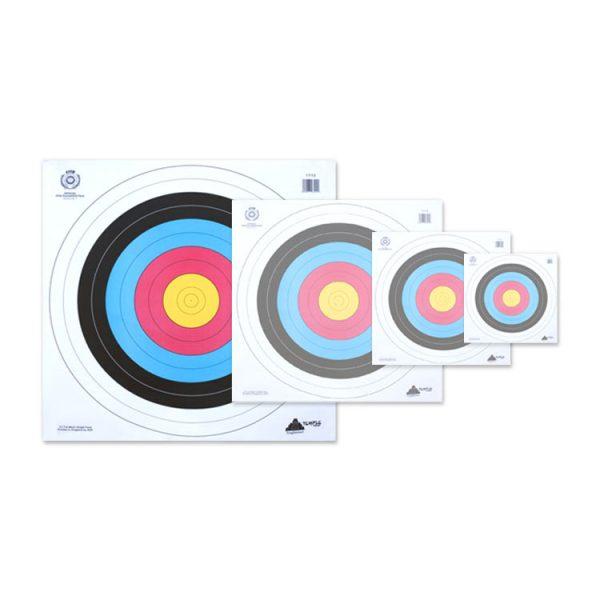122cm FITA Target Face (Bulk Buy)