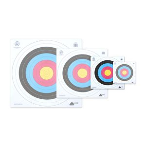 60cm FITA Target Face x 50