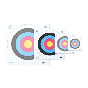80cm FITA Target Face (Bulk Buy)
