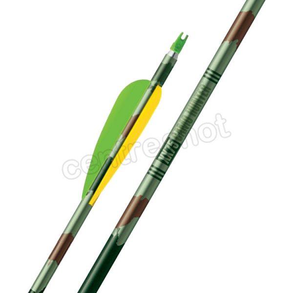 Easton XX75 Camo Hunter Arrows