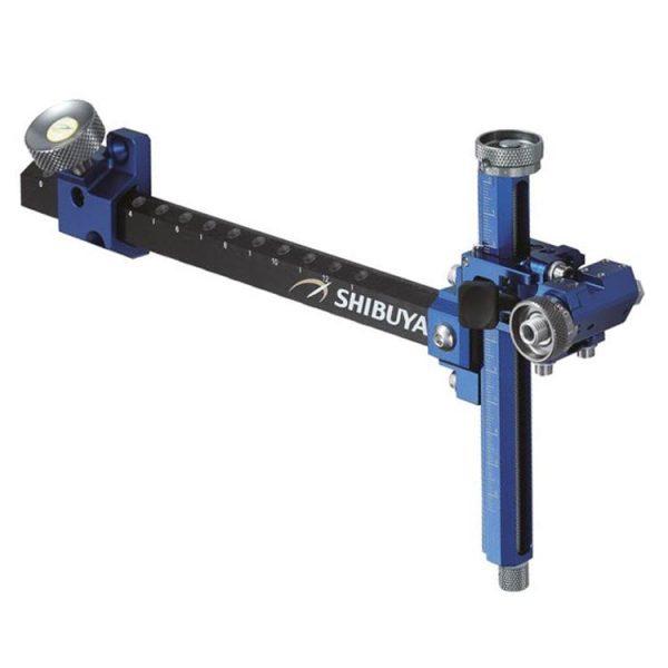 Shibuya Ultima CPX 520 Aluminium Compound Sight - Blue