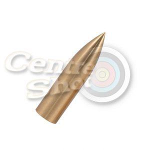 Bearpaw Brass Screw Taper Points
