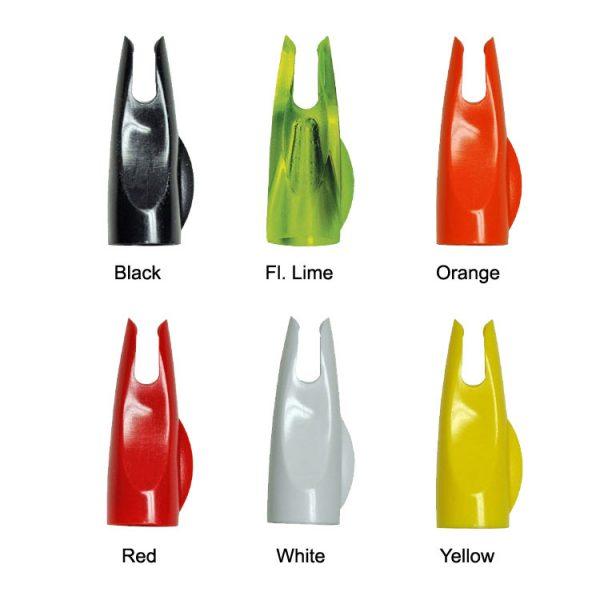 Bohning Classic Nocks x 12 - Colours
