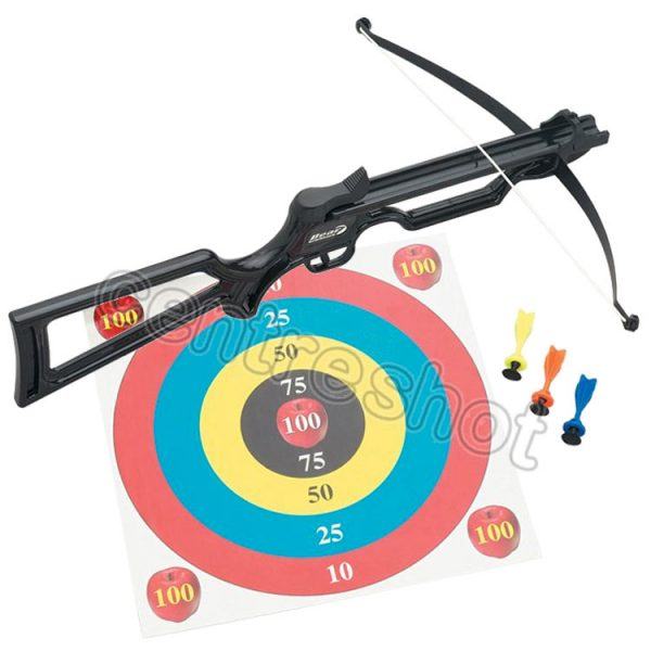 Bear Youth Crossbow Toy Set