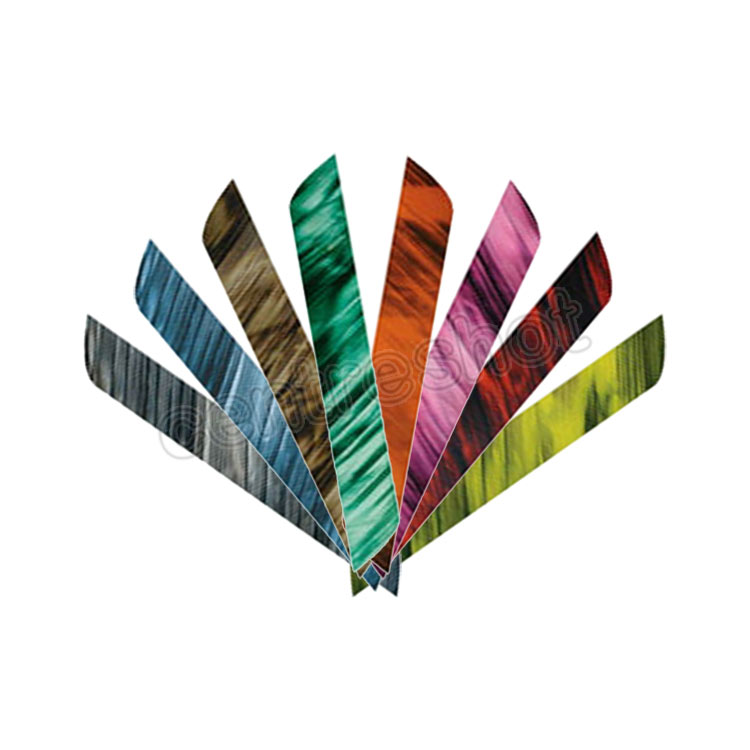 Full Length Feathers - Tre Colours