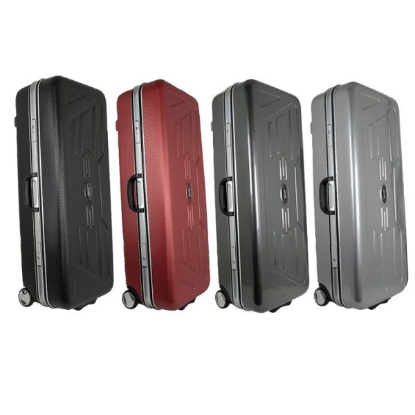 Decut ABS Case with Wheels - Colours