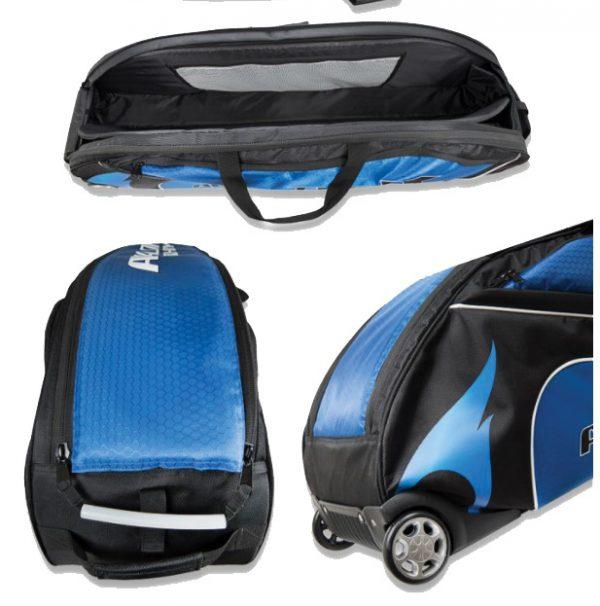 Avalon Tec-X Flash Compound Trolley Bag-Features