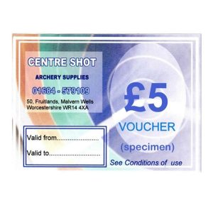 Centreshot Gift Voucher
