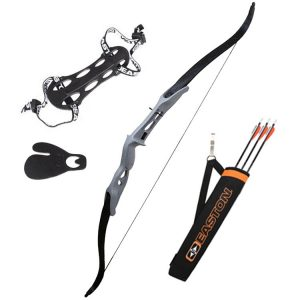 Easton Beginner Bow Kit - Black