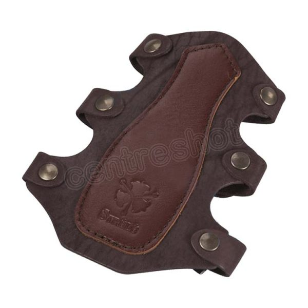 Strele Traditional Buckled Armguard