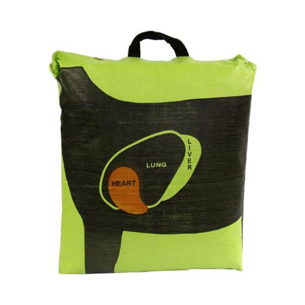 Field Logic Hurricane Bag Target 23x25x12 - Back
