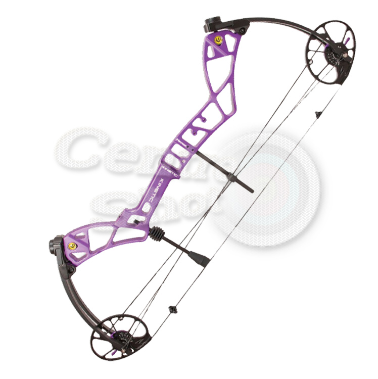 Kinetic Mirage Dual Cam Compound Bow