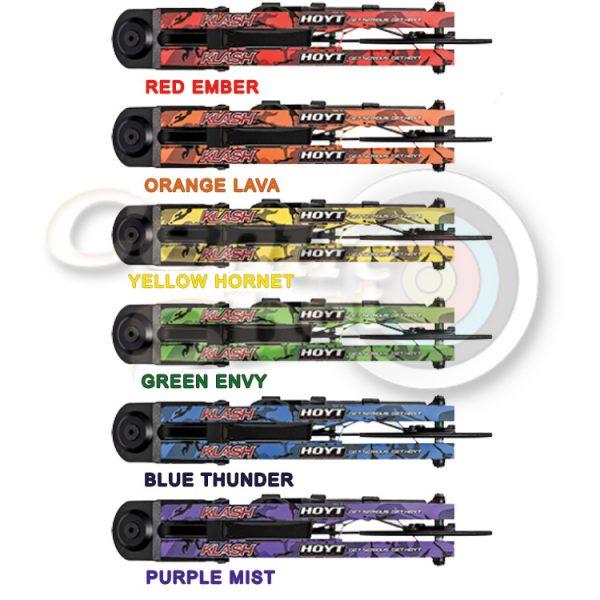 Hoyt Klash Colours