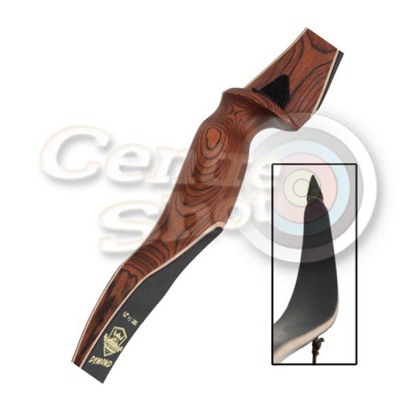 Oak Ridge Dymond Traditional Recurve Grip