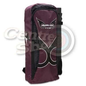 Avalon Tyro Recurve Backpack Burgandy