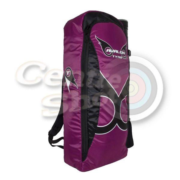 Avalon Tyro Recurve Backpack Purple
